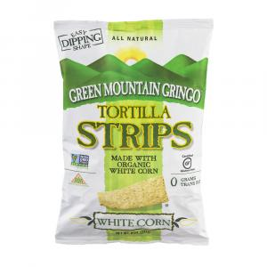 Green Mountain Gringo White Corn Tortilla Strips