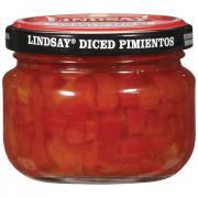 Lindsay Diced Pimentos