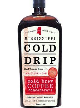 Mississippi Cold Brew Coffee Concentrate