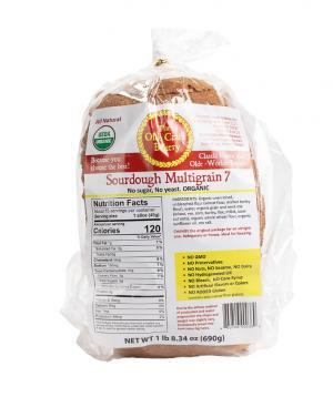 Olde Craft Bakery Organic Multigrain 7 Bread