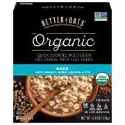 Better Oats Organic Bare Multigrain Hot Cereal