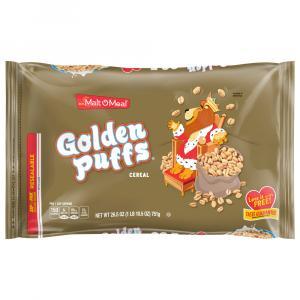 Malt O Meal Golden Puffs