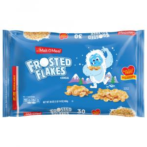 Malt O Meal Frosted Flakes