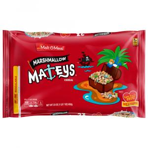 Malt O Meal Marshmallow Matey's Cereal