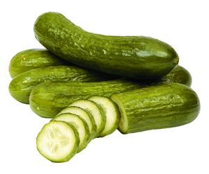 Packaged Pickling Cukes