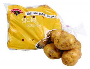 Yellow Flesh Potatoes