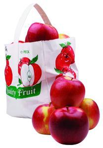 Empire Apples  Tote Bag