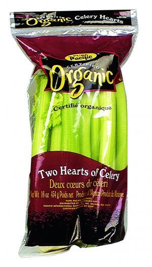 Organic Celery Hearts