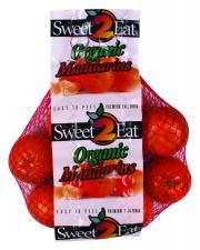 Organic California Mandarins Easy To Peel