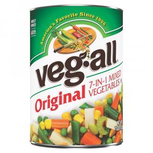 Veg-all Mixed Vegetables