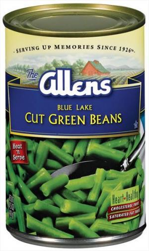 Allen's Blue Lake Cut Green Beans
