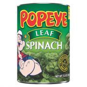 Allens Popeye Spinach