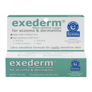 Exederm Flare Control for Eczema & Dermatitis