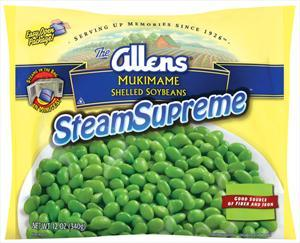 The Allens Steam Supreme Mukimame (soybeans)
