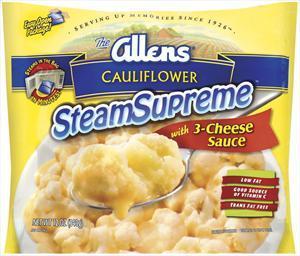 The Allens Steam Supreme Cauliflower Three Cheese