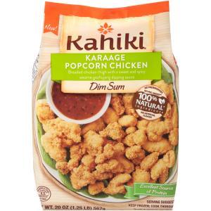 Kahiki Karaage Popcorn Chicken