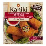Kahiki Firecracker Chicken Egg Rolls