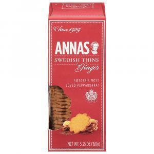 Anna's Swedish Ginger Thins