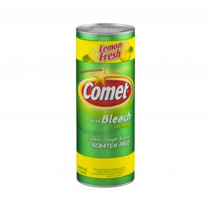 Comet Powder Lemon Fresh Scent