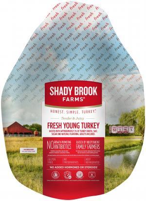 Shady Brook Fresh Turkey
