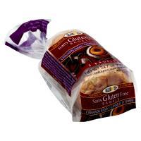 Glutino Cinnamon Raisin Bagels