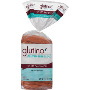 Glutino Genius White Sandwich Bread