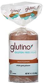 Glutino Multigrain Sandwich Bread