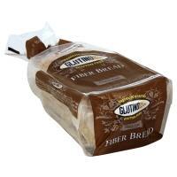 Glutino Wheat & Gluten Free Fiber Corn Bread