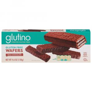 Glutino Chocolate Coated Wafers