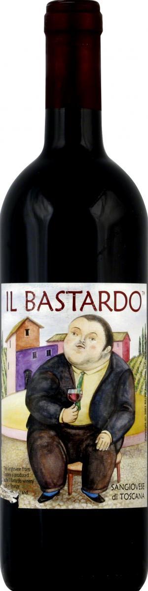 Il Bastardo Sangiovese di Toscana