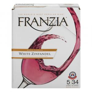 Franzia Vintners Select White Zinfandel