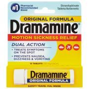 Dramamine Original Formula