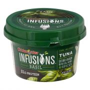 Chicken of the Sea Infusions Basil Tuna