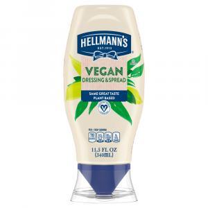 Hellmann's Squeezable Vegan Dressing Spread