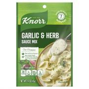 Knorr Garlic Herb Sauce Mix