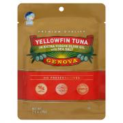 Genova Yellowfin Tuna in Extra Virgin Olive Oil