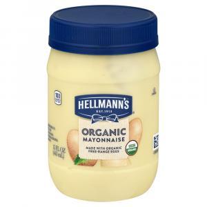 Hellmann's Organic Original Mayonnaise