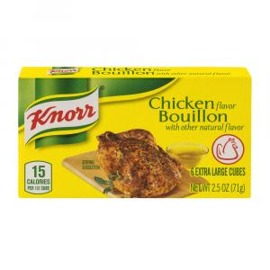 Knorr Chicken Bouillon Cubes