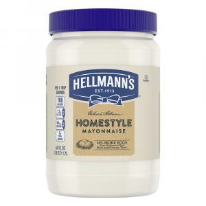 Hellmann's Homestyle Mayonnaise