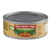 Genova Yellowfin Tuna in Olive Oil
