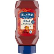 Hellmann's Real Ketchup Sweetened With Honey