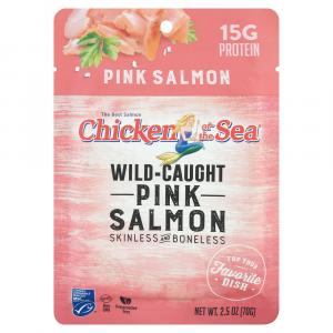 Chicken of the Sea Salmon Pouch