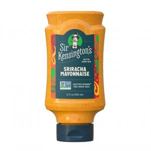Sir Kensington's Sriracha Mayonnaise Squeeze Bottle