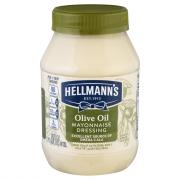 Hellmann's Mayonnaise with Olive Oil