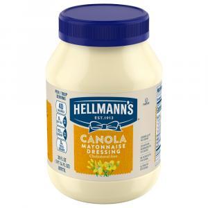 Hellmann's Canola Real Mayonnaise