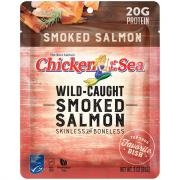 Chicken of the Sea Smoked Pink Salmon Pouch