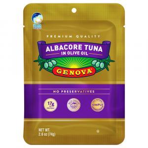 Genova Albacore Tuna in Olive Oil