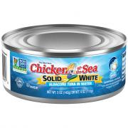 Chicken of the Sea Solid White Tuna in Water