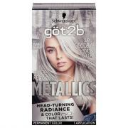 Schwarzkopf Got2B Metallic Silver Hair Color