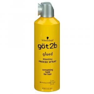 Got2b Blasting Freeze Hair Spray